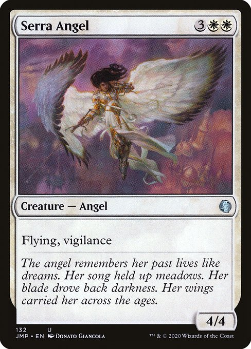 Serra Angel (JMP)