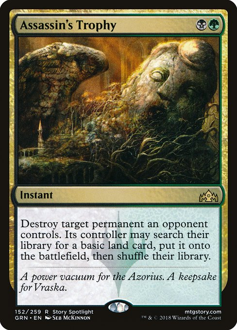 Assassin's Trophy (GRN)