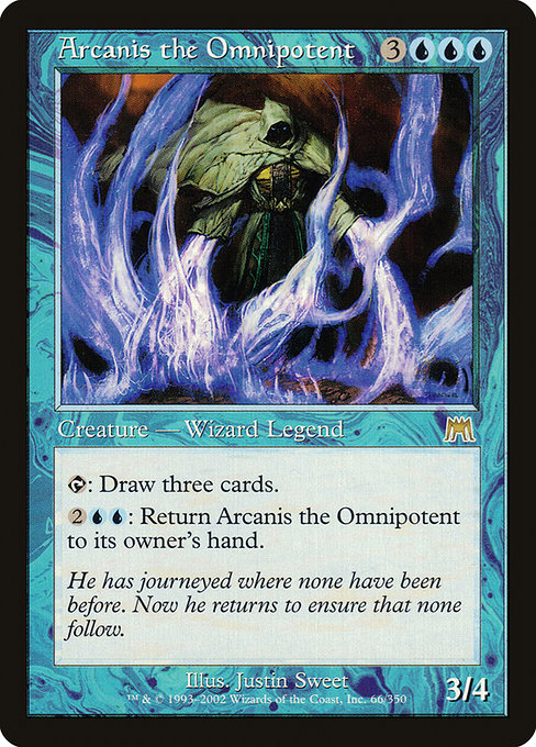 Arcanis the Omnipotent (ONS)