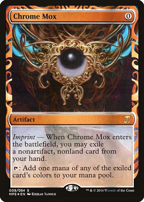 Chrome Mox (MPS)