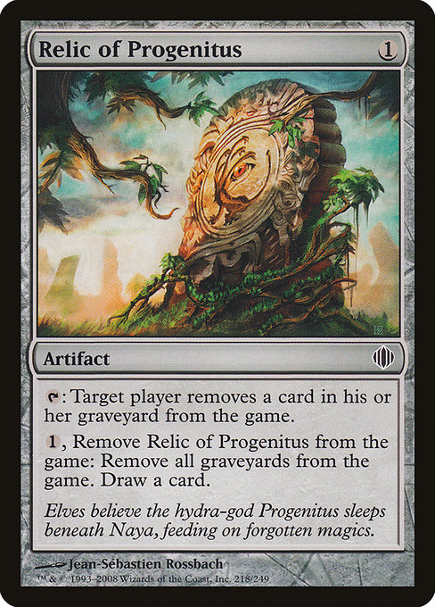 Relic of Progenitus (ALA)