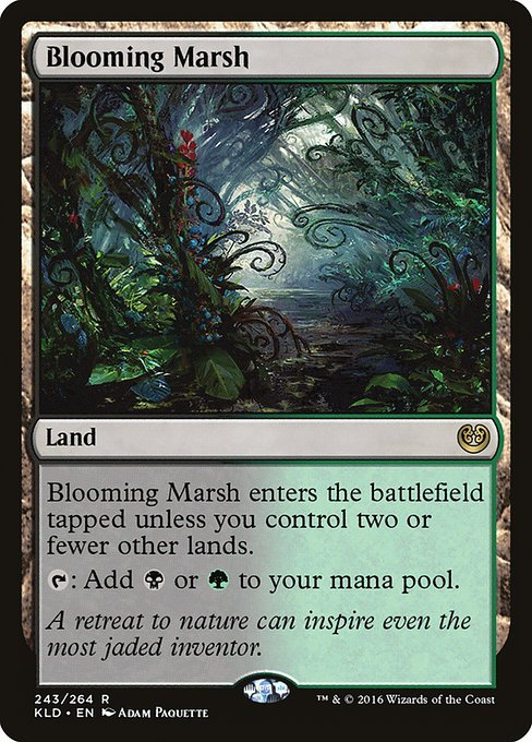 Blooming Marsh (KLD)