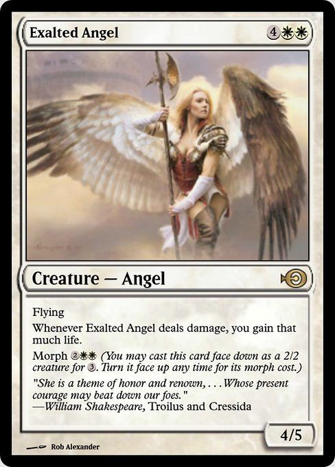 Exalted Angel (PRM)