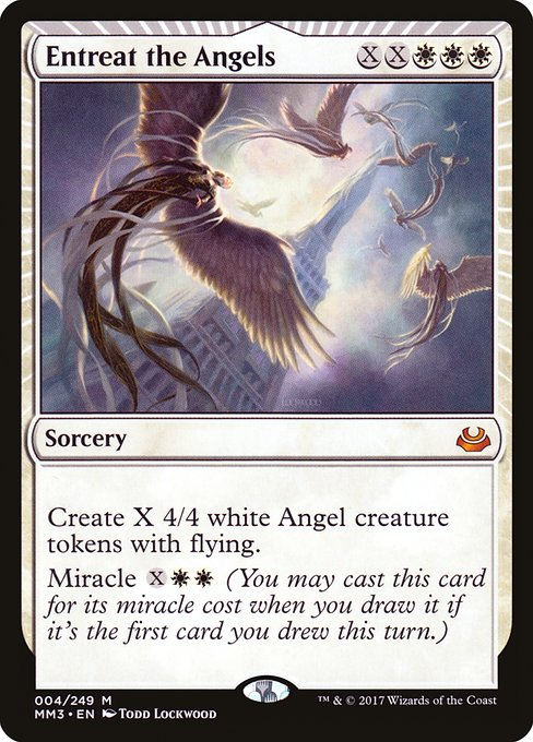 Entreat the Angels (MM3)