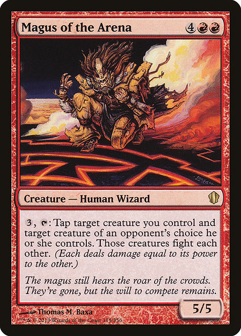 Magus of the Arena (C13)