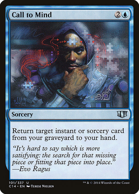 Call to Mind (C14)