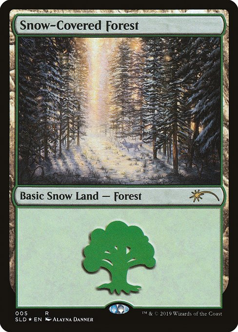 Snow-Covered Forest (SLD)