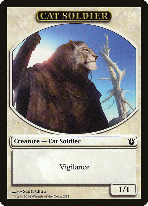 Cat Soldier (TBNG)