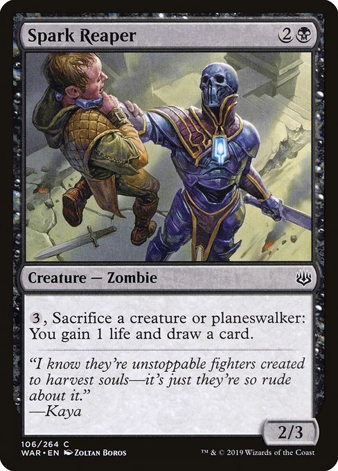 Spark Reaper - Magic: the Gathering