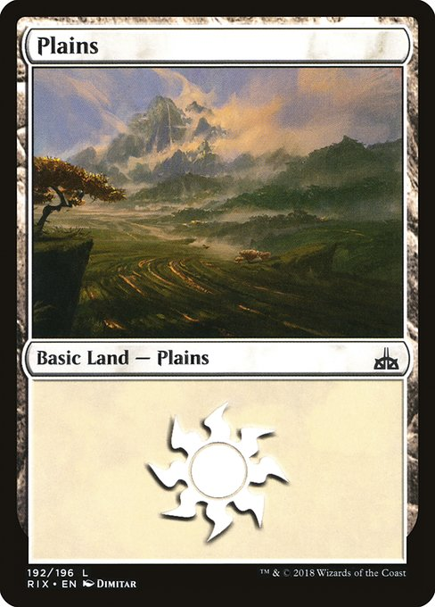 Plains (RIX)