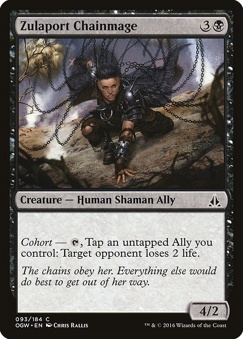 Zulaport Chainmage (OGW)