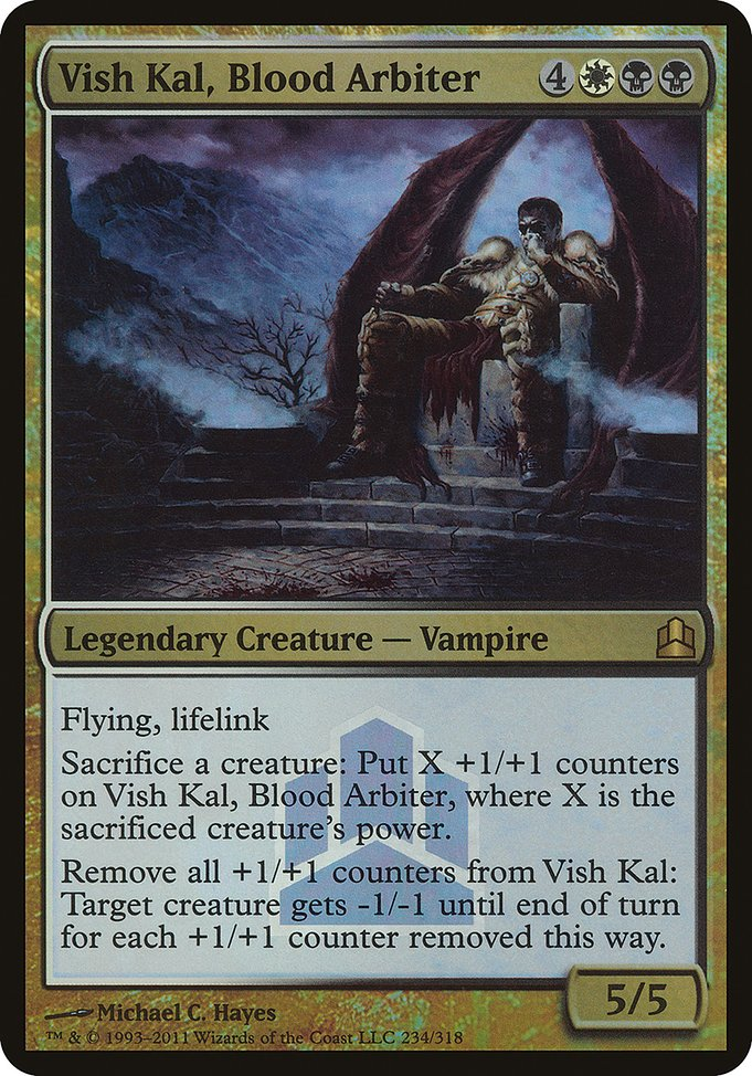 Vish Kal, Blood Arbiter (PCMD)