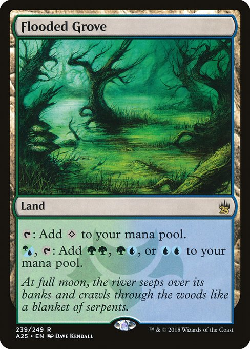 Flooded Grove (A25)