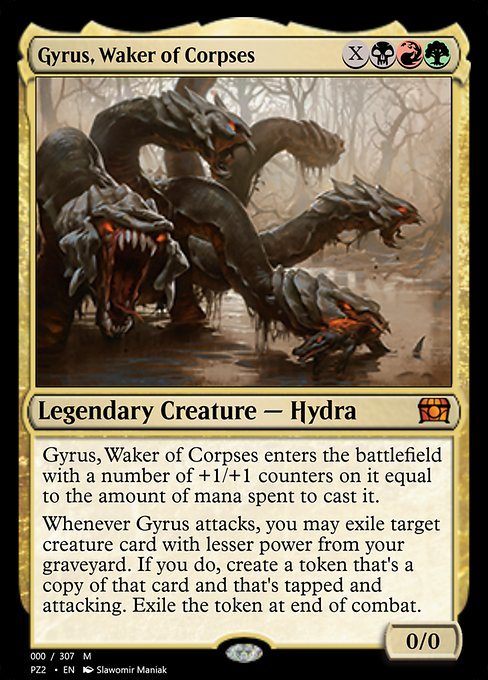 Gyrus, Waker of Corpses (PZ2)
