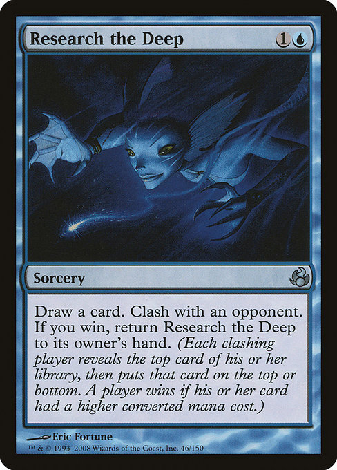Research the Deep (MOR)