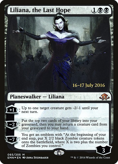 Liliana, the Last Hope (PEMN)