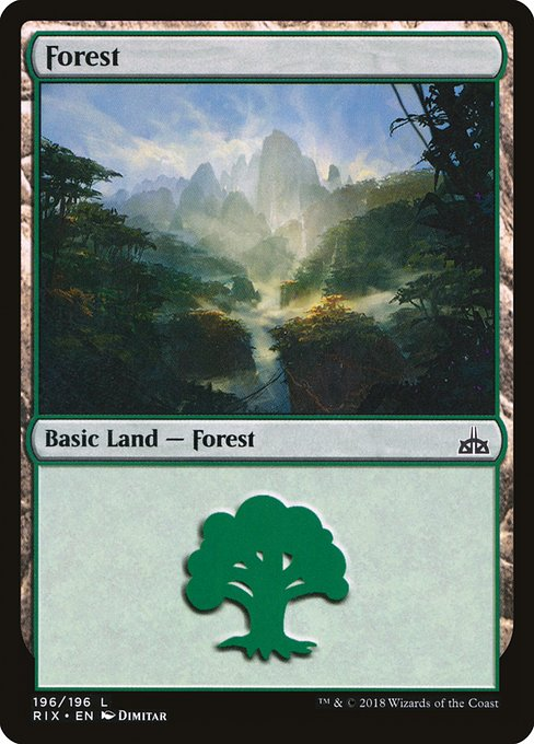 Forest (RIX)