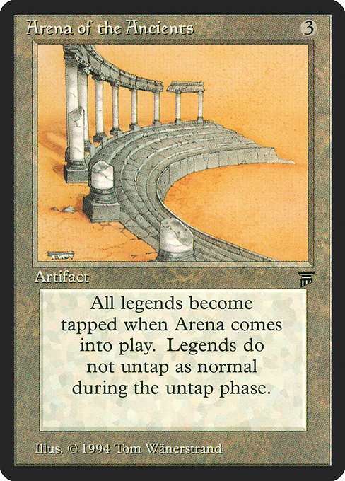 Arena of the Ancients (LEG)