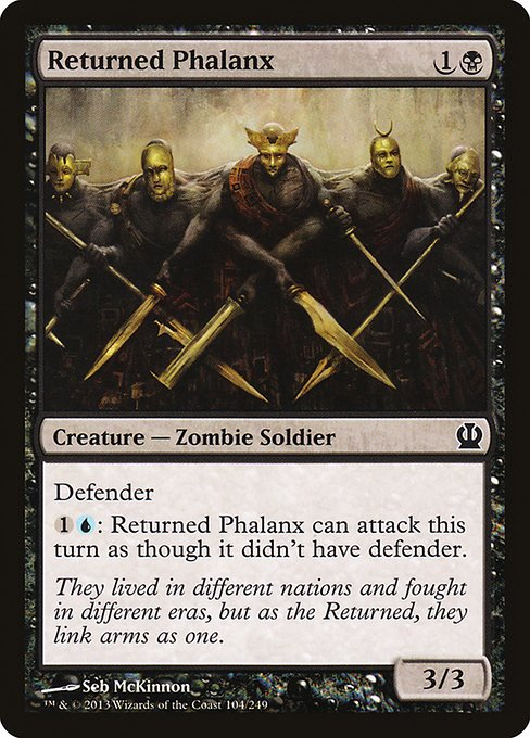 Returned Phalanx (THS)