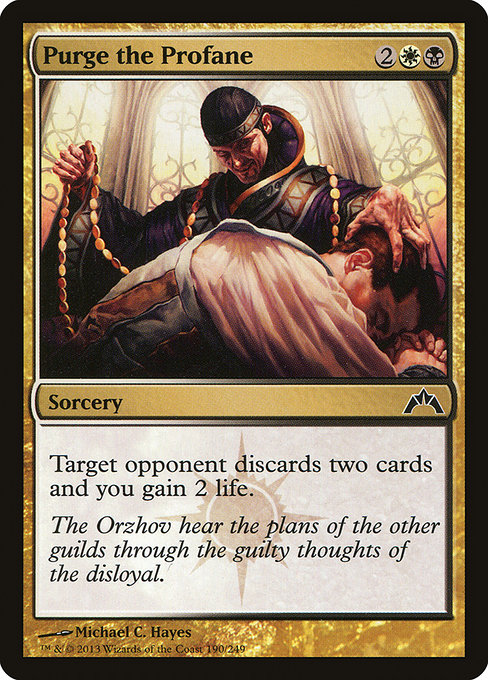 Historically Speaking The Orzhov Syndicate Edhrec Want to discover art related to orzhov? the orzhov syndicate