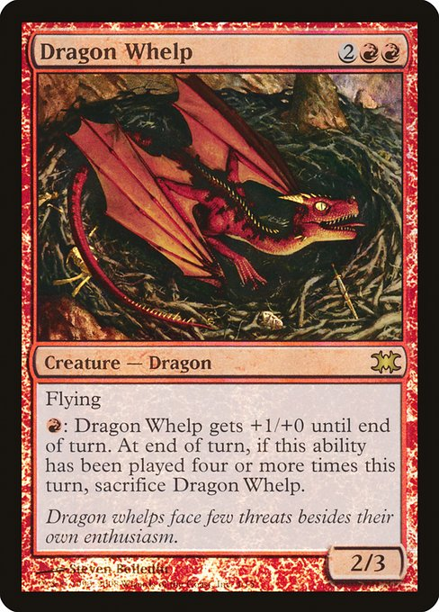 Dragon Whelp (DRB)
