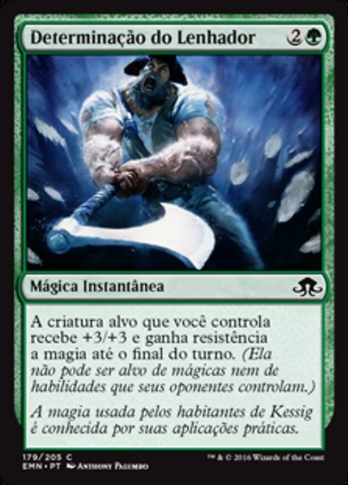 Woodcutter's Grit (EMN)