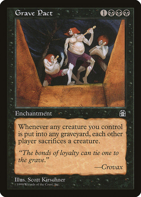 Grave Pact (STH)