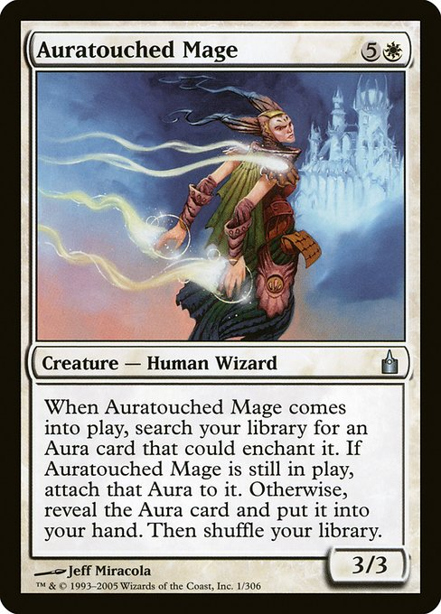 Auratouched Mage (RAV)