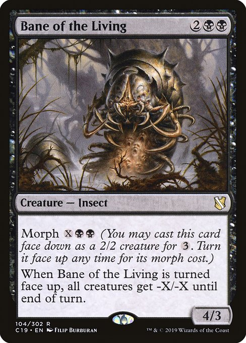 Bane of the Living (C19)