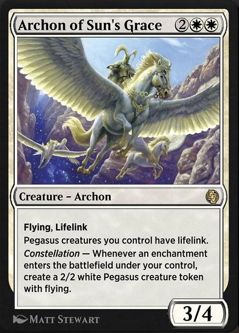 Archon of Sun's Grace (AJMP)