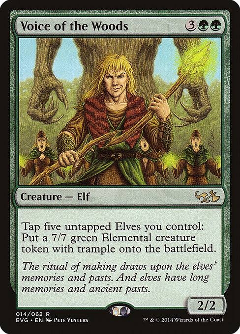 Voice of the Woods (EVG)