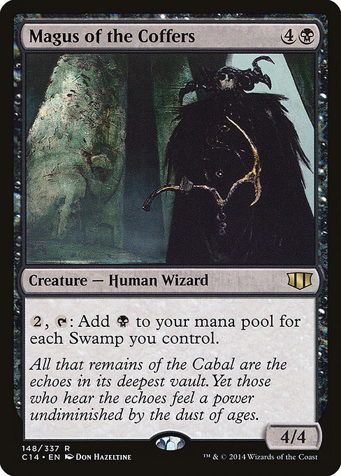 Magus of the Coffers (C14)