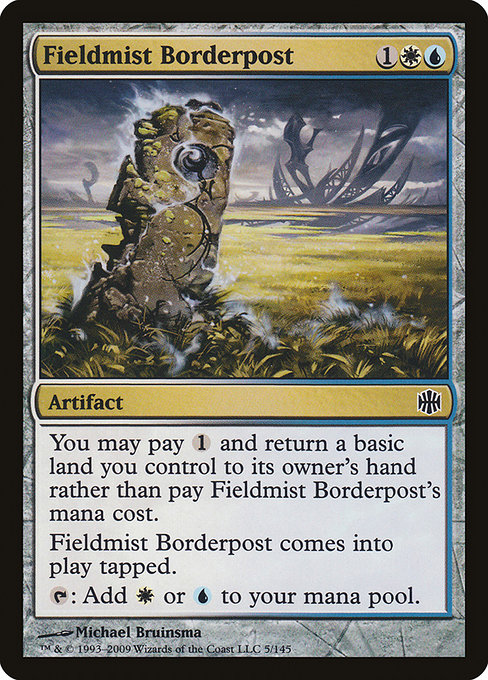 Fieldmist Borderpost (ARB)