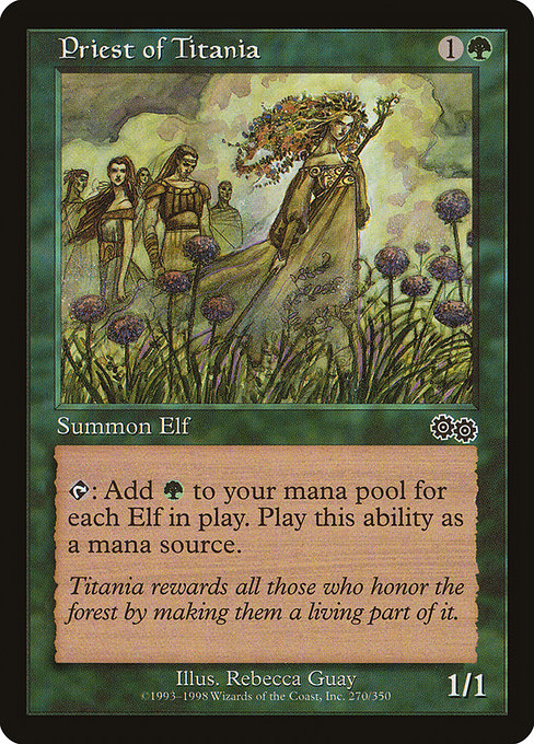 Priest of Titania (USG)