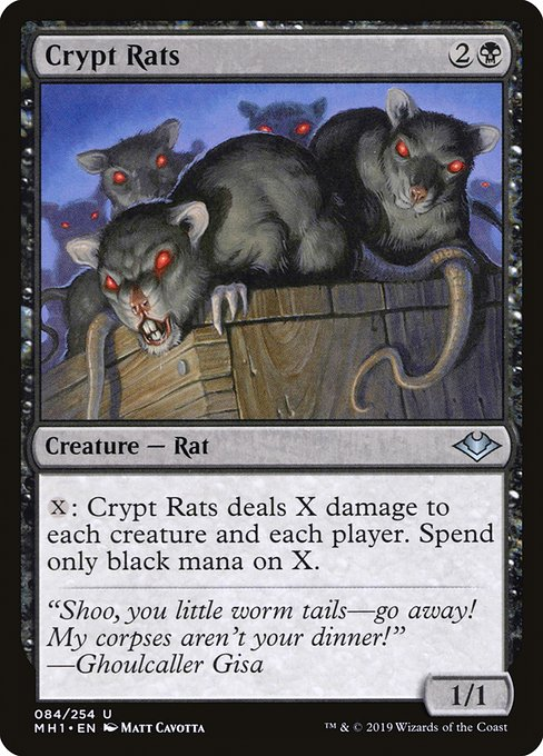 Crypt Rats (MH1)