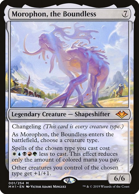 Morophon, the Boundless (MH1)