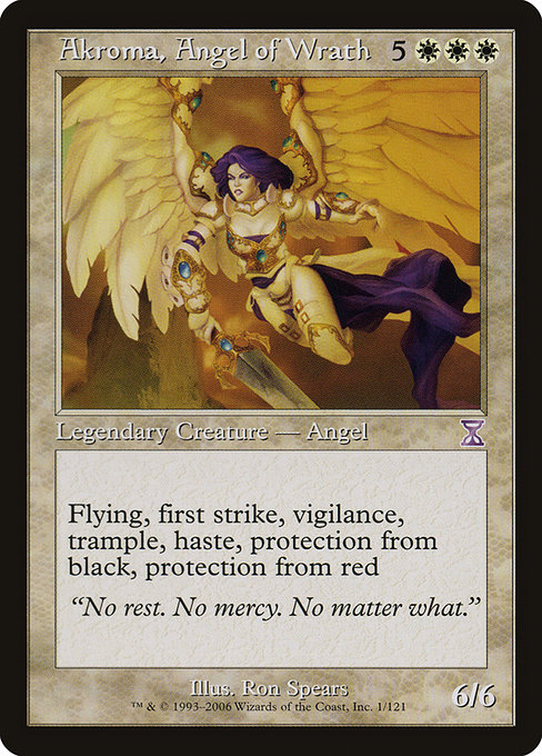 Akroma, Angel of Wrath (TSB)