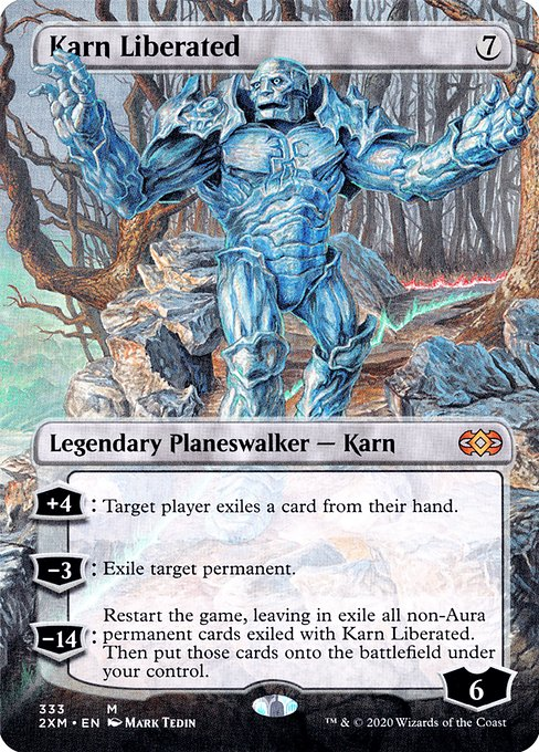 Karn Liberated (2XM)