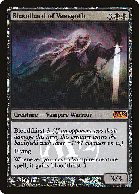 Bloodlord of Vaasgoth (PM12)