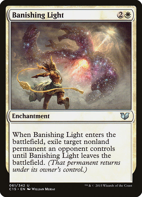 Banishing Light (C15)