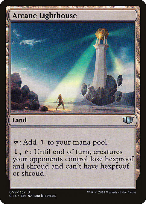 Arcane Lighthouse (C14)