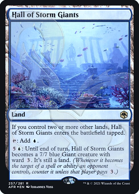 Hall of Storm Giants (PAFR)