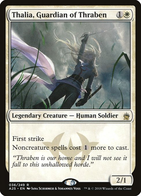 Thalia, Guardian of Thraben (A25)