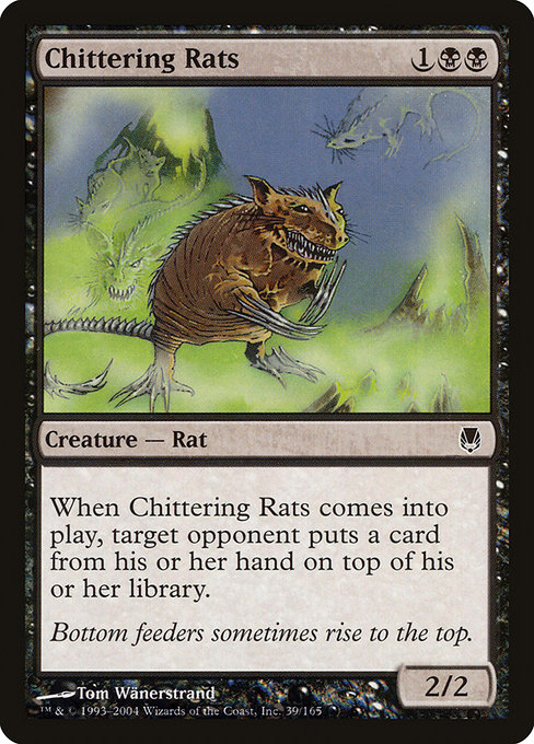Chittering Rats (DST)