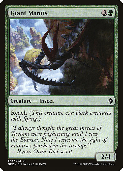Giant Mantis (BFZ)