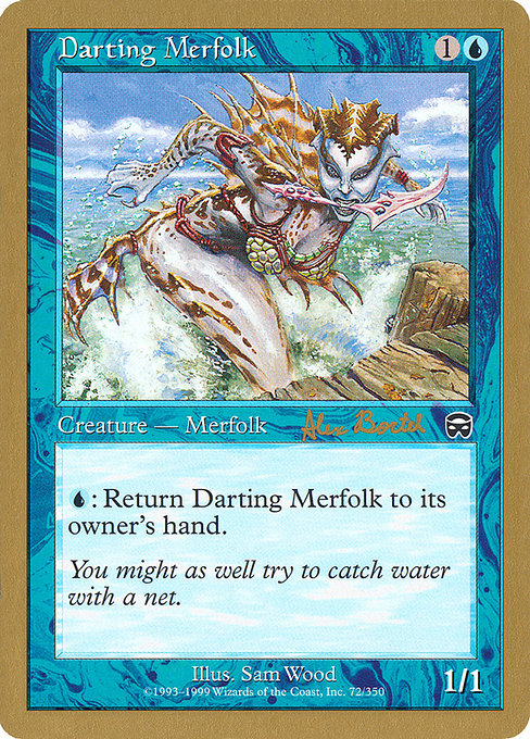 Darting Merfolk (WC01)
