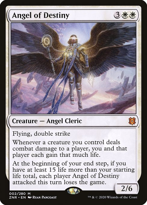 Angel of Destiny (ZNR)