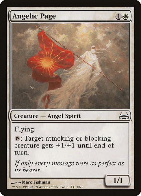 Angelic Page (DDC)
