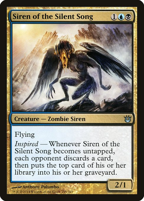 Siren of the Silent Song (BNG)