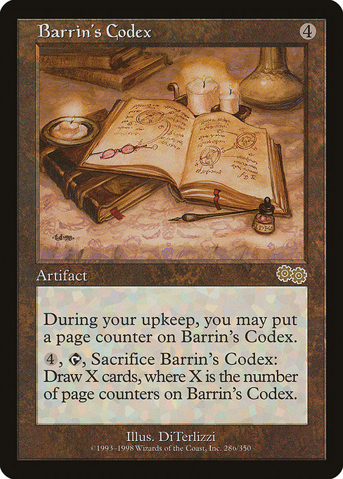 Barrin's Codex (USG)